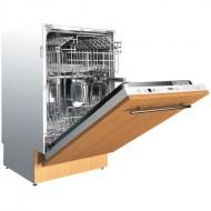 Установка встраиваемой посудомоечной машины (с фасадом)