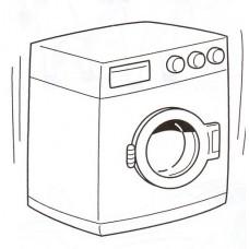 Подключение и установка стиральной машины к готовым коммуникациям