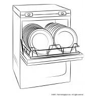 Демонтаж стиральной, посудомоечной машины