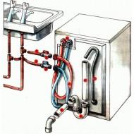 Установка посудомоечной машины (с доработкой)