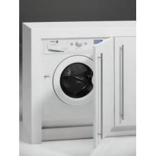 Подключение и установка встраиваемой стиральной машины без навешивания фасада