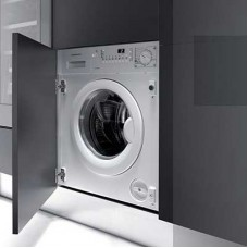 Подключение встраиваемой стиральной машины с установкой фасада